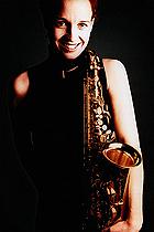 Katja Lau · Saxophonistin
