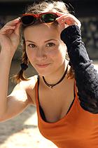 Sarah Tkotsch · Schauspielerin